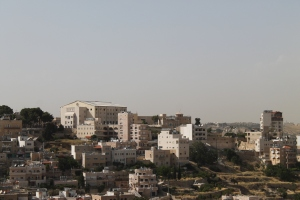 View out from Bethlehem
