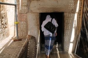 Woman in Bethlehem
