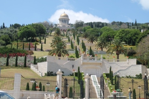 The Shrine of the Báb, Haifa