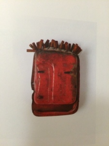'Untitled (Mask)' - 2013 - Jack Bell Gallery