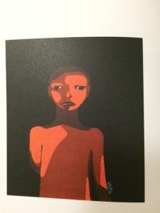 'Endangered Beauty 02' - 2015 - Tamar Golan Gallery