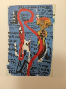 'Pregnant Woman' - 2014 - Tamar Golan Gallery